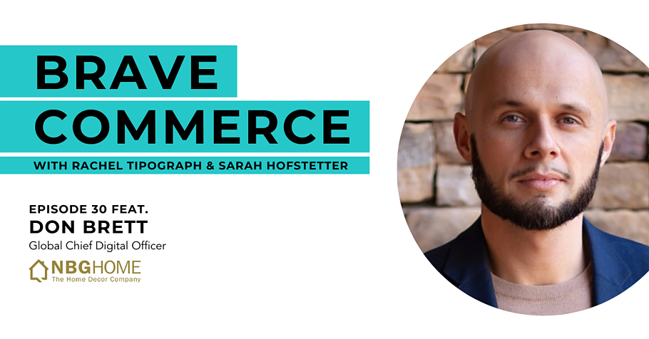 BRAVE COMMERCE - EP030 - Don Brett