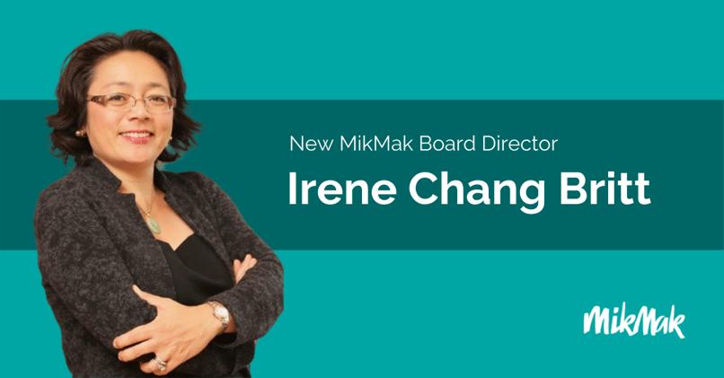 Blog Announcement - New Board Director