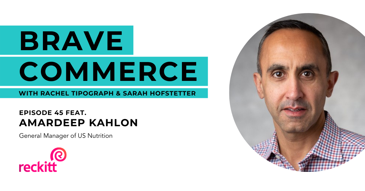 Baby and Vitamin Trends with Reckitt's GM of US Nutrition Amardeep Kahlon