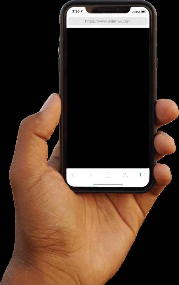 platform mobile device frame